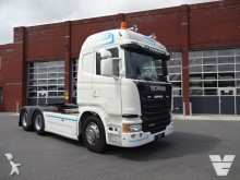 cabeza tractora Scania G490 LA6x4HNA Euro 6 LOW Kilometer
