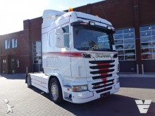Scania R500 Highline Low-Deck PTO-Hydraulic tractor unit