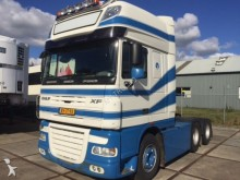 DAF XF105.460 6X2 SSC E5/Leasing tractor unit