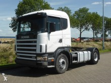 Scania R124.420 tractor unit
