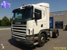 tracteur Scania 124 420 Euro 3 RETARDER
