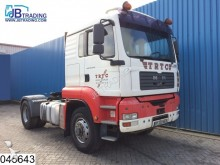 tracteur MAN TGA 18 430 4x4, Manual, airco, hydraulic, 2 unit