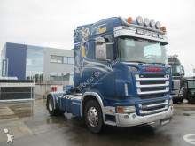 Scania R480 + HYDR. + Manual tractor unit