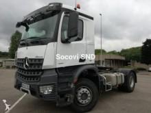 trattore Mercedes AROX 18/51 hydraulique benne