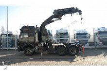 Mercedes 3353 WITH EFFER 52 N6 S CRANE tractor unit