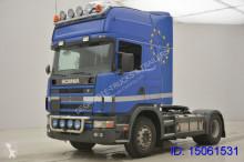 tracteur Scania 164 580 Topline