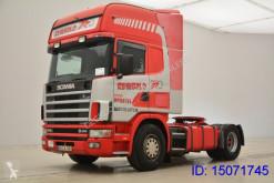 tracteur Scania 164 480 Topline