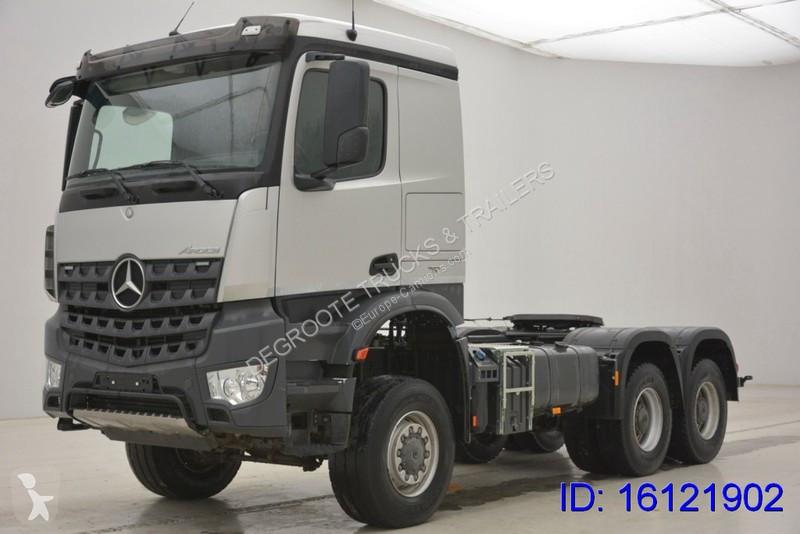tracteur mercedes standard arocs 6x6 gazoil euro 6 occasion n 2119959. Black Bedroom Furniture Sets. Home Design Ideas