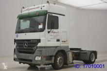 Mercedes Actros tractor unit