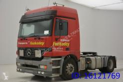 ciągnik siodłowy produkty niebezpieczne / adr Mercedes