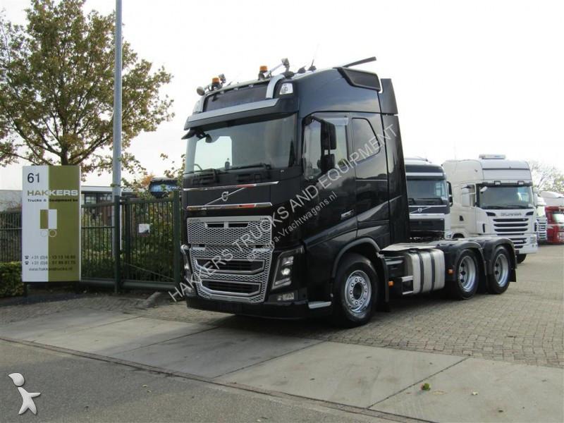 tracteur volvo standard fh 6x4 gazoil euro 5 occasion n 2121452. Black Bedroom Furniture Sets. Home Design Ideas