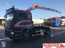 MAN 18-320 HMF 1223+REMOTE CONTROL tractor unit