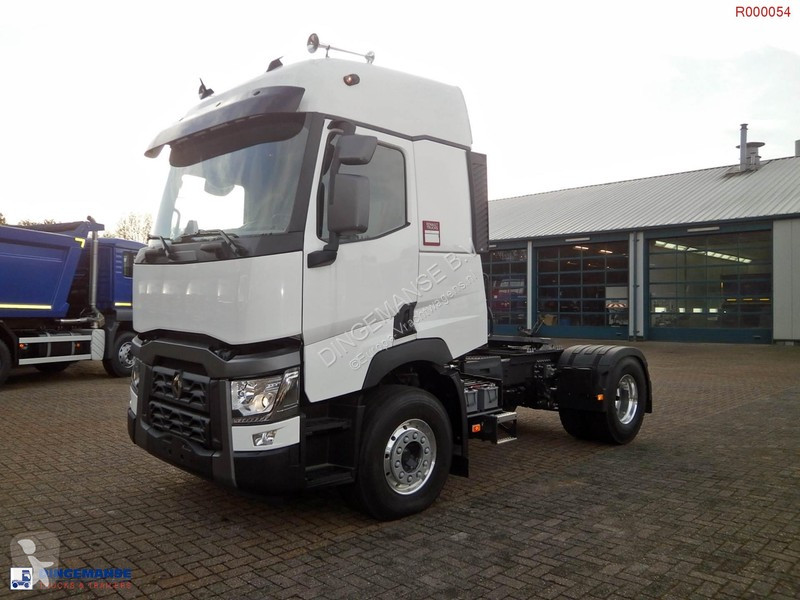 Renault 440 dxi + NEW/UNUSED tractor unit