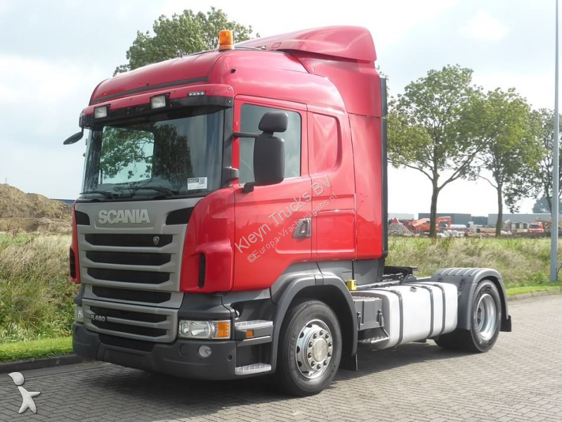 tracteur scania standard r 480 4x2 euro 5 occasion n 2148026. Black Bedroom Furniture Sets. Home Design Ideas
