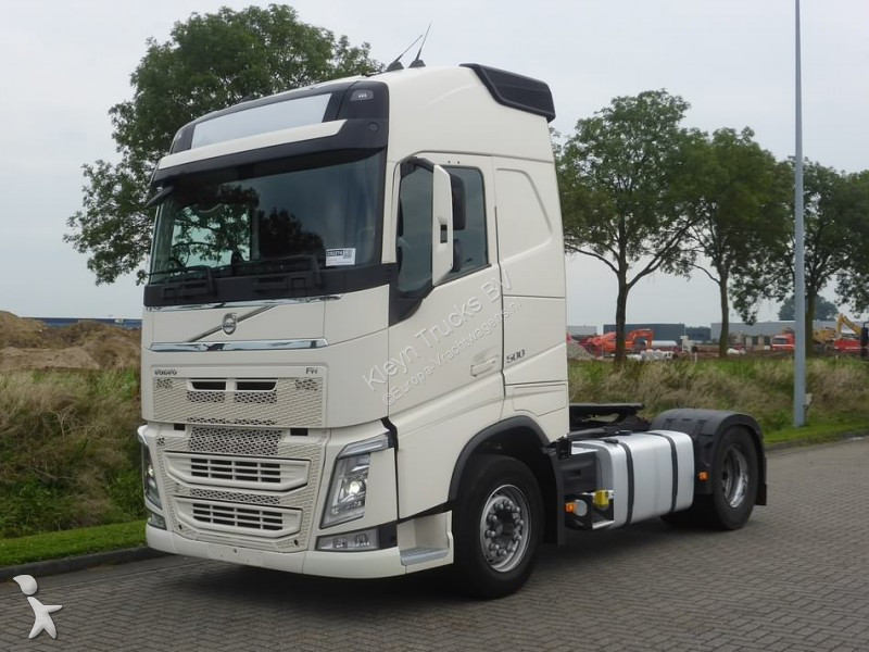 tracteur volvo standard fh 500 4x2 euro 6 occasion n 2149724. Black Bedroom Furniture Sets. Home Design Ideas