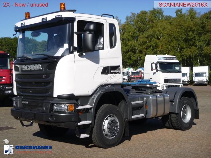 tracteur scania 4x4  9 annonces de tracteur scania 4x4