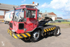 DAF TERMINAL TREKKER FOR PARTS - HYDRAULIC FIFTH WHEEL - STEEL / AIR SUSPENSION - AUTOMATIC 5 GEARS handling tractor