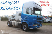trekker Scania 114G-380 TOPLINE - MANUAL + - FRENCH TRUCK
