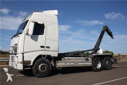 Volvo 420 tractor unit