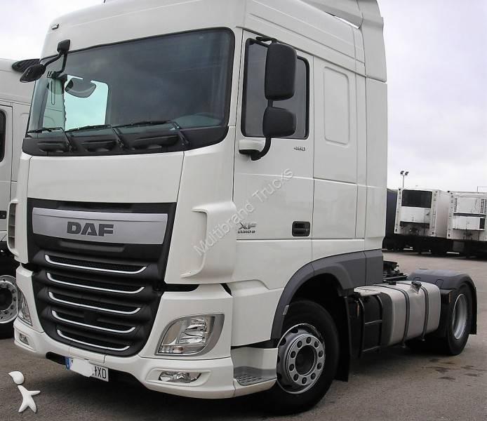 tracteur daf standard xf105 460 4x2 gazoil euro 6 occasion n 2197376. Black Bedroom Furniture Sets. Home Design Ideas