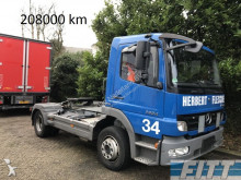 Mercedes Atego tractor unit