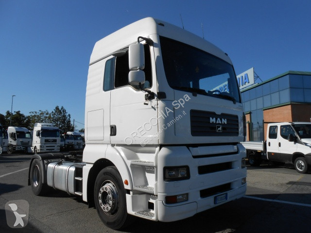 MAN AG18.440 tractor unit