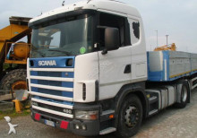 tracteur Scania R CV 144