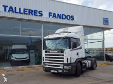 Scania R144-460 tractor unit