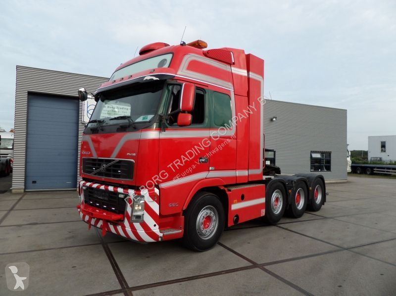 used volvo fh16 standard tractor unit 8x4 diesel euro 4. Black Bedroom Furniture Sets. Home Design Ideas