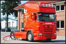 Scania R 500 V8 LA 4x2MNA, Standklima, AD / GGVS tractor unit