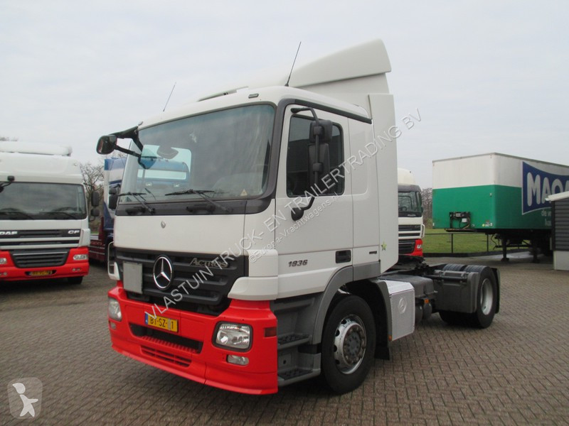 used mercedes ls standard tractor unit diesel euro 5 n. Black Bedroom Furniture Sets. Home Design Ideas