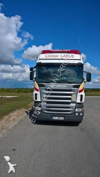 Tracteur scania marne 2 annonces de tracteur scania marne - Garage renault occasion chalons en champagne ...