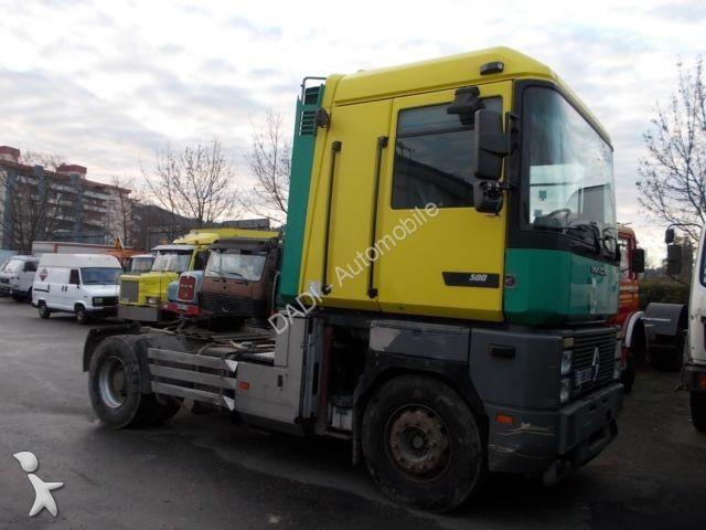tracteur renault standard magnum 500 4x2 gazoil occasion n 2283281. Black Bedroom Furniture Sets. Home Design Ideas