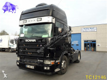 Scania 164 580 tractor unit