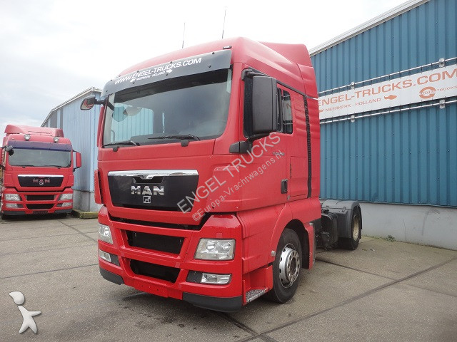 75aa1441a5 Used MAN TGX standard tractor unit 18.440 4x2 Diesel Euro 4 - n°2286907