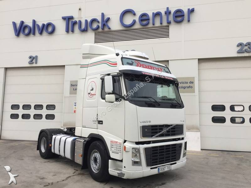 tracteur volvo standard fh 540 4x2 gazoil euro 4 occasion n 2320924. Black Bedroom Furniture Sets. Home Design Ideas