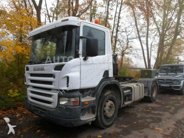 Tracteur Scania R 420/ Schaltgetriebe