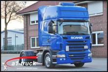 Scania R 440 LA4X2 MNA Topline Euo6 etade, Scheckheft tractor unit