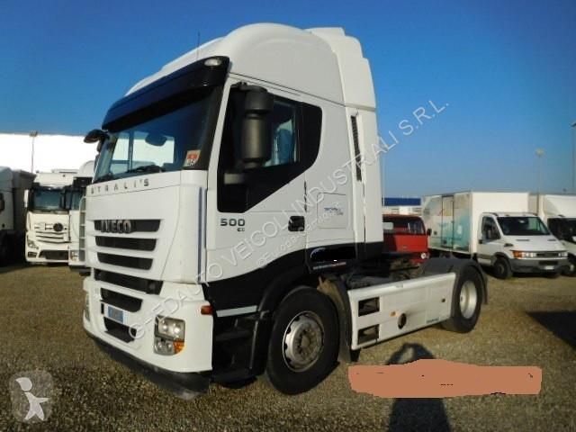 Tracteur Iveco 500