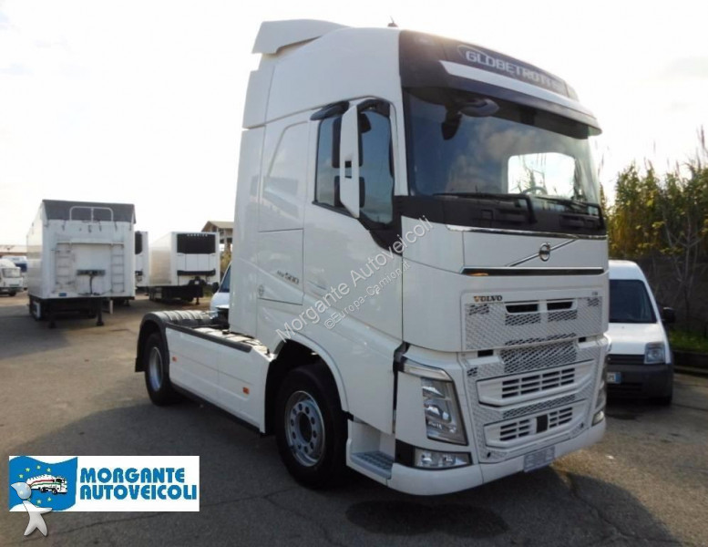 tracteur volvo standard fh 500 globetrotter euro 6 occasion n 2355534. Black Bedroom Furniture Sets. Home Design Ideas