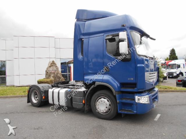 tracteur renault premium 460 occasion n 2372603. Black Bedroom Furniture Sets. Home Design Ideas