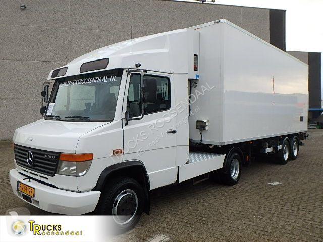 tracteur mercedes standard vario 619 d trailor cooling. Black Bedroom Furniture Sets. Home Design Ideas