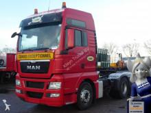 MAN TGX 26.540 tractor unit