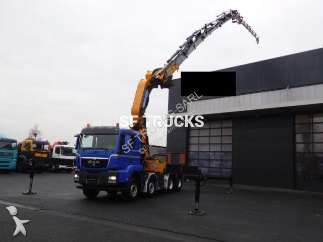 MAN 35.480 tractor unit
