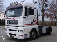 MAN 18.430 4x2 BLS EURO4 mit Kipphydraulik tractor unit