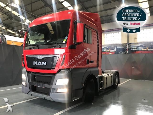 MAN 18.440 4X2 BLS tractor unit