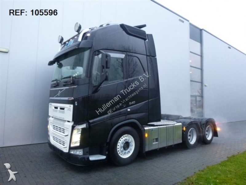 tracteur volvo standard fh 540 6x4 euro 5 occasion n 2438579. Black Bedroom Furniture Sets. Home Design Ideas