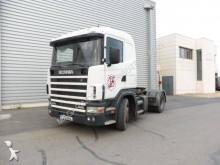 Scania L 144L tractor unit