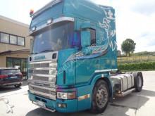 tracteur Scania R 164.580 TOPLINE