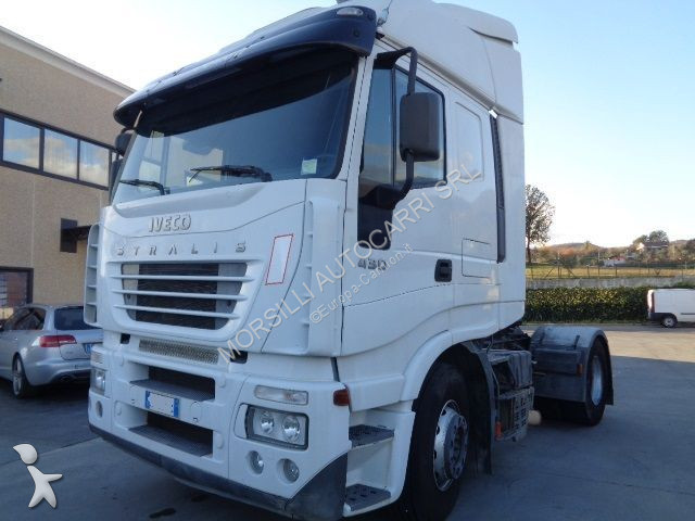 Cap tractor Iveco AS 440S43TP
